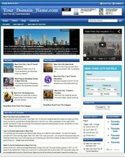 NEW YORK CITY TRAVEL BOOKING WEBSITE FOR SALE! SELL FLIGHTS, HOTELS, CAR RENTAL+