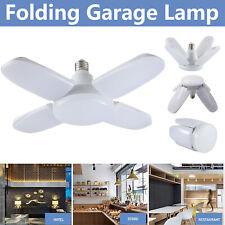 60W E27 Indoor Deformable LED Shop Work Light 110-265V Folding Garage Lamp