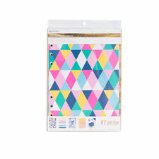NEW Recollections Creative Year A5 Planner Calendar Pack Inserts - Bright