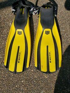Mares Dive Fins Avantix-3 open heel