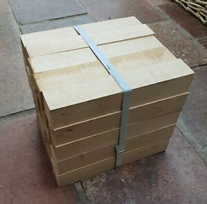 Birch Timber blocks for hobby making furniture/ Chess boards etc.