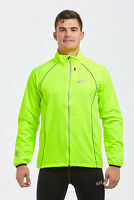 Time to Run Men's Windproof Running Jacket-Free UK P&P