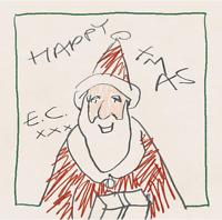 Eric Clapton - Happy Xmas (Vinyl LP) • NEW • Christmas, Holiday