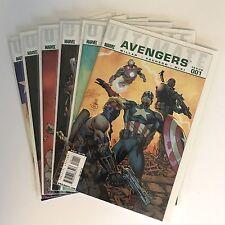 Ultimate Avengers Vol. 1 #1-6 NM set (Marvel, 2009) Red Skull