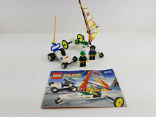 Lego® System 6572 x-Treme Beach Buggy Extreme Team Wind Runners mit original Ba