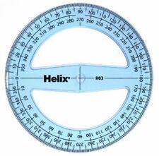 Helix 10cm/360 gradi Goniometro h03 - 100mm di diametro misura angolo