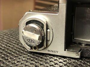 Nikon F Body Early 64X Serial Number  6476577 Rare EP Model Rare Nippon Kogaku