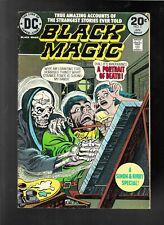 Black Magic 2 1974 DC Joe Simon & Jack Kirby reprints very good