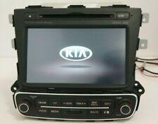 2014 Kia Sorento CD Satellite Bluetooth Navigation FM AM Radio OEM 96560-1UAA0VA