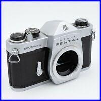 PENTAX SPOTMATIC SP M42 MOUNT a vite screw camera vintage 35mm film manual