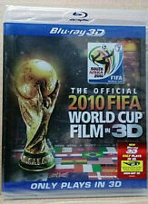 The Official 2010 FIFA World Cup Film in 3D (Blu-ray Disc, 2010, 3D)