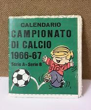 D2 > CALENDARIO DI CALCIO 1966-67 SERIE A - SERIE B