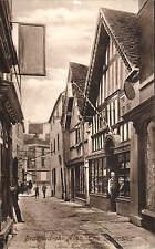Bradford on Avon. The Shambles by W.Dotesio, Bradford on Avon.