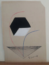 EL LISSITZKY  MIXED MEDIA