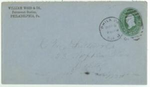 1900 Philadelphia Pennsylvania William Wood & Co (Pequea Mills) PSE to Maryland