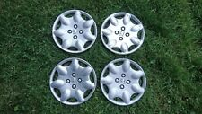 "PEUGEOT 106 13"" Inch Wheel Trims/Hub Caps Genuine x4 9628301877 OPUS"