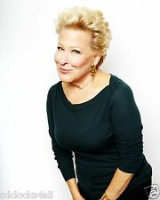 Bette Midler 8 x 10 GLOSSY Photo Picture IMAGE #3