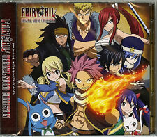 OST-FAIRY TAIL ORIGINAL SOUND COLLECTION-JAPAN 2 CD H02