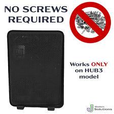 Virgin Media HUB3 Router, wall mount, wall bracket, no screws required