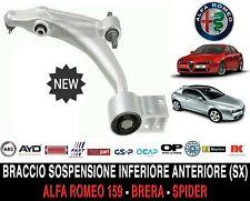 BRACCIO OSCILLANTE INFERIORE ANTERIORE SINISTRO SX ALFA ROMEO 159 BRERA SPIDER