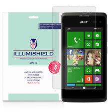 iLLumiShield Matte Screen Protector w Anti-Glare 3x for Acer Liquid M220