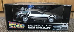Super rare original back to the future/ Delorean  remote control car