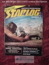 STARLOG September 1977 8 HARLAN ELLISON MODEL ANIMATION Space Shuttle Enterprise