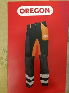 Oregon Brushcutter / Strimmer Protective Trousers