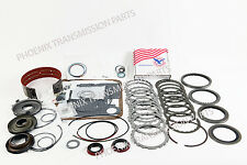 4L60E Rebuild Kit 1997-2003 Alto PowerPack & Frictions Red Eagle Band Pistons GM