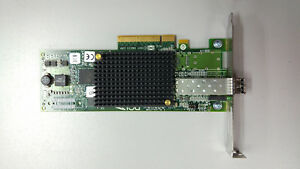 HP Emulex 8GB PCI-e Single Port FC Adapter with no transceiver