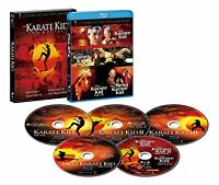 New Karate Kid 30th Anniversary Complete Edition Limited Blu-ray