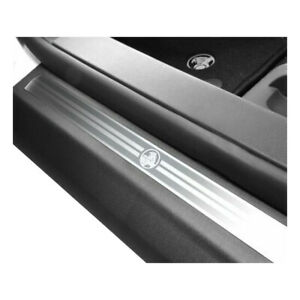 Genuine GM Holden Scuff Sill Plates with Lion Emblem F&R for VE VF2 SS SSV Chevy