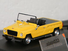 RENAULT RODEO 4 Yellow NOREV 1/43 Ref 510953