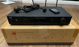 NAD C 338 Hybrid Digital Vollverstärker Stereo - Graphit