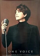 SUPER JUNIOR - ONE VOICE (KYUHYUN) PROMO POSTER - JAPAN POSTER