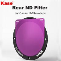Kase Rear Mount ND Filter ND8 ND64 ND1000 for Canon EF 11-24mm F/4L USM Lens