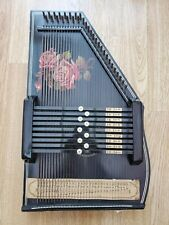 More details for very rare vintage german auto harp / zither with 9 chords and 32 strings