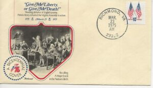 US Army Comm/FDC -  Give me Liberty or Give me Death - 1975 (010)Z