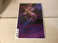 DCEASED DEAD PLANET (2020 DC) #5 C OLIVER 1st Print Variant NM Wonder Woman 🔥🔥