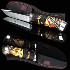 Jagdmesser Reisemesser COLUMBIA U.S.A KNIFE SURVIVAL ND207
