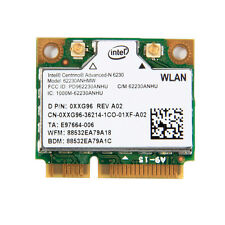 Intel Centrino Advanced-N 6230 300Mbps PCI-E Bluetooth 62230ANHMW Wireless Card