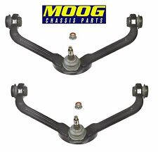 NEW Jeep Liberty 02-07 Set Of 2 Front Upper Control Arm & Ball Joints Pair Moog
