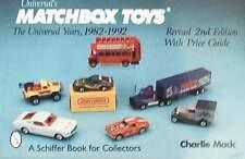 LIVRE//PRICE GUIDE /ARGUS : UNIVERSAL MATCHBOX TOYS 1982-1992