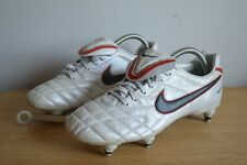 Nike Tiempo Legend 3 iii Football Boots Size 8 SG Leather Bosnia