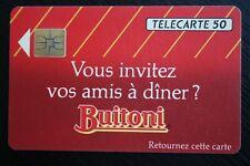 FRANCE TELECARTE  50U  F296   SO3  -   A collé