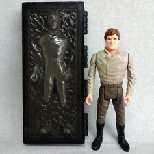 Vintage Star Wars Last 17 1984 Han Solo in Carbonite Block-Excellent état