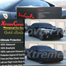 2011 2012 2013 2014 2015 DODGE CHARGER Waterproof Car Cover w/MirrorPockets Blk