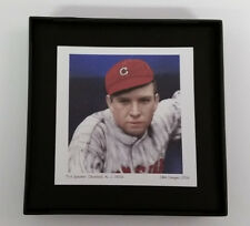 3x3 Art Image in Frame - Tris Speaker, Cleveland, A.L.,c. 1920s HOF player