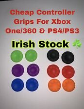 Controller Grips Thumb Stick Cap Cover For Xbox One, PS4. Xbox 360 & PS3 IRISH