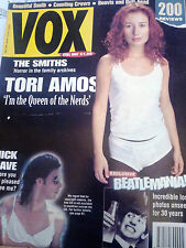 Vox May 1994 - Tori Amos, The Beatles, The Smiths, Nick Cave, Counting Crows